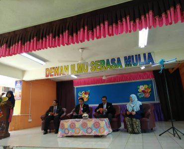 Leadership Program @ SMK Seri Rasau, Dungun