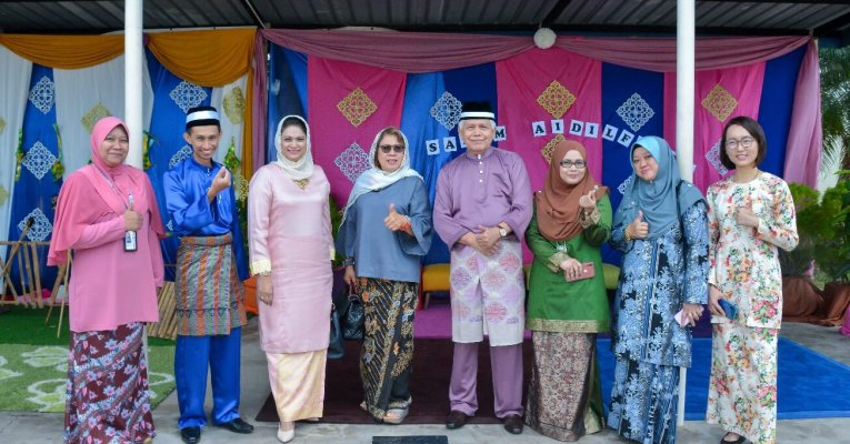 Aidilfitri potluck reflects togetherness and brotherhood