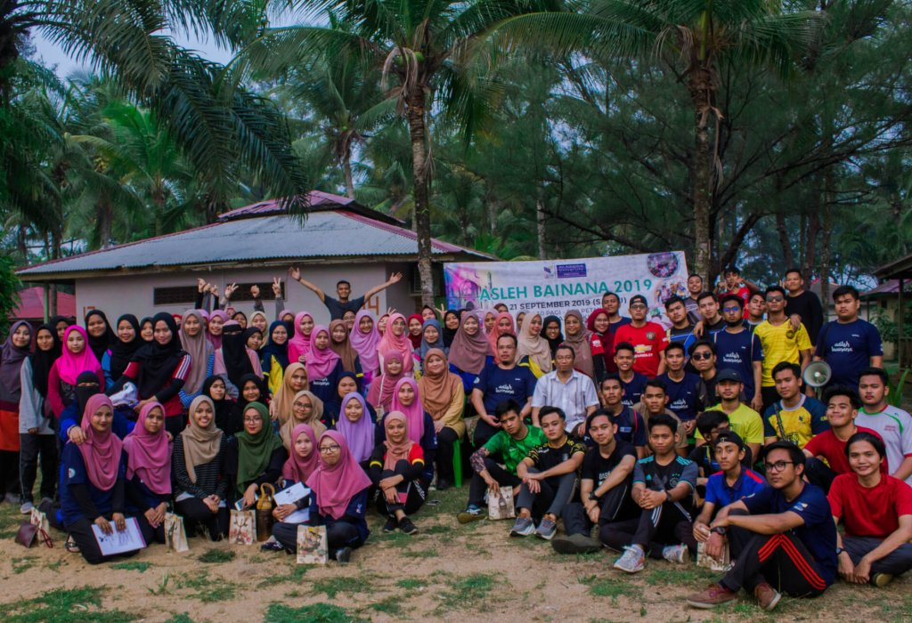 AISAL'S ASLEH BAINANA 2019 Built up The Value of Togetherness Among Students